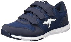 KangaROOS Unisex-Erwachsene K-Bluerun 701 B Sneakers, Bla…