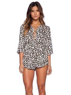 Shop for AUGUSTE Nomad Romper in Leopard at REVOLVE. Summer Romper, Rompers Women, Summer Trends, Revolve Clothing, Ladies Dress Design, Fashion Addict, Playsuit, Fashion Prints, Spring Summer Fashion