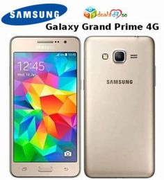 Samsung Grand Prime 4G 8 GB (Gold) Smartphone @ Rs.9,102/-