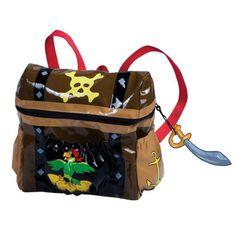 Kids Pirate Backpack.