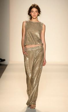 Mercedes-Benz Fashion Week : Spring 2014  RACHEL ZOE