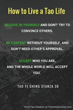 Tao Te Ching – A Guide to Life If you are a wisdom seeker like me, then you've probably already of the Tao Te Ching – a tiny book of only 81 stanzas written by Chinese Philosopher Lao Tzu between the century BC. The wisdom of this little book . Taoism Quotes, Lao Tzu Quotes, Zen Quotes, Wisdom Quotes, Life Quotes, Inspirational Quotes, Drake Quotes, Joker Quotes, Lesson Quotes