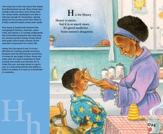 *NEW* H is for Honeybee: A Beekeeping Alphabet Book