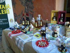 Acetaia Valeri - Banco vendita prodotti