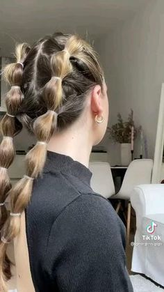 Weave Ponytail Hairstyles, Daily Hairstyles, Cute Hairstyles For Short Hair, Summer Hairstyles, Hair Curling Tips, Curl Hair With Straightener, Hair Tips Video, Hair Videos, Curls With Headband