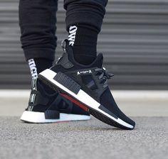 Adidas NMD-XR1 Mastermind edition. 21/09/16.