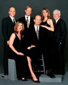people don't understand why I love Frasier so much, but I love it!:)