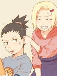 Shikamaru and Ino Anime: Naruto Naruto Art, Naruto Shippuden, Boruto, Anime Naruto, Waiting For Superman, Maou Sama, Naruto Couples, Nisekoi, Shikamaru