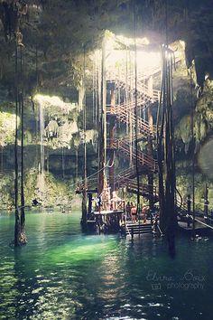 Cenote Maya!!