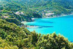 Spiaggia di Remaiolo, Isola d'Elba. Arrivarci costa fatica, una fatica premiata dalla meraviglia.