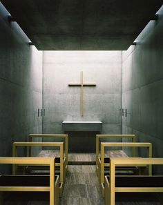 Lovenordic Design Blog: Beautiful modern chapel...