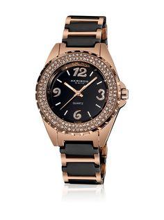 Akribos XXIV Reloj de cuarzo AK514RG en Amazon BuyVIP