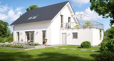 Kern-Haus Familienhaus Signum Doppelgarage und Dachterrasse