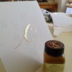 Calligraphy – Page 6 – Wonky Words Rag Curtains, How To Write Calligraphy, Old Bottles, Illuminated Letters, Coffee Bottle, Creative Writing, Color Mixing, Hand Lettering, Initials