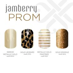 All about the animal print and golds. Independent Consultant for Jamberry Vinyl Nail Wraps www.danielleb.jamberrynails.net