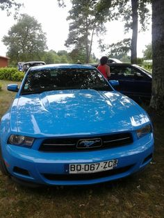 Ford Mustang (Aubigny sur Nere)