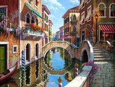 Robert Pejman ~ Rendezvous in Venice
