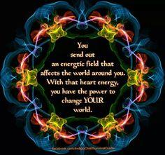 Change your world!