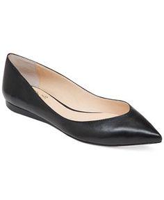 Vince Camuto Hillis Flats - Shoes - Macy's