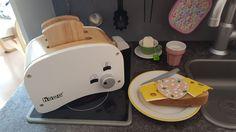Frühstücksset von Howa (Toaster)