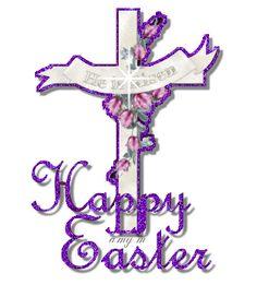 He is Risen Happy Easter