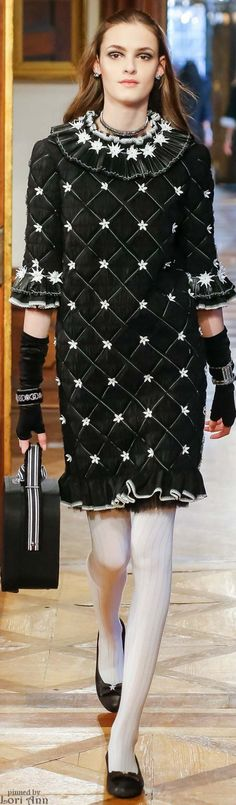 Chanel for Pre-Fall 2015 I love Chanel but this is ugly!!!