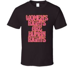 Just Peachy Apparel - Custom Tees Women's Rights, Human Rights, Just Peachy, Custom Tees, Custom Design, Cotton, Mens Tops, T Shirt, Fashion