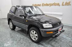 Japanese vehicles to the world: 1995 Toyota RAV4 3door 4WD for Tanzania to Dar es ...