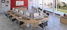 I-Rise de CRAIE DESIGN : transformez facilement votre salle de réunion en salle de formation