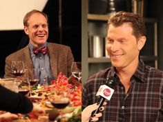 Send us your most pressing Thanksgiving cooking question for Alton Brown and Bobby Flay and it might be answered on #ThanksgivingLive, airing November 18 at 12p|11c!