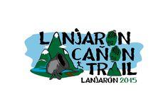 Diseño de Logotipo para Lanjarón Cañón Trail