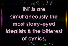 Truth INFJ Meyer's