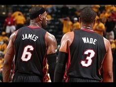 ▶ LeBron and D-Wade Torch the Pacers in the 4th Quarter of Game 2 - YouTube-- #ProBasketballMiamiHeat