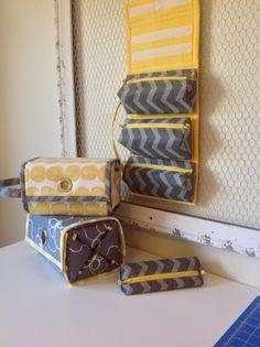 Rollie Pollie Organizer Sewing Pattern