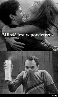 BESTY.pl Wtf Funny, Funny Cute, Polish Memes, Funny Mems, I Hate People, Sad Day, Reaction Pictures, Big Bang Theory, Really Funny