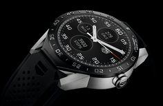スイスの高級時計メーカー「TAG Heuer(タグ・ホイヤー)」が世界有数のテクノロジー企業Intel、そしてGoogleと共同開発したAndroid Wear搭載スマートウォッチ「TAG Heuer CONNECTED(タグ・ホイヤー コネクテッド)」を発表しました。