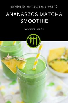 Change Your Unhealthy Diet Today & Stay Healthy! Matcha Smoothie, Unhealthy Diet, How To Slim Down, Body Size, Mojito, How To Stay Healthy, Shake, Cantaloupe, Dishes