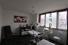 Treatment room .we use the apilus xcell latest machine for hair removal .excellent results