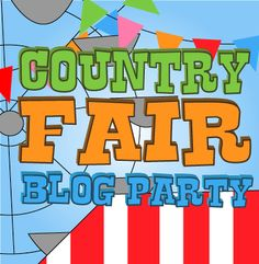 Country Fair Blog Hop: February Party is live and ready for you to join us! It's month long, so come join us!