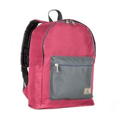 db26e7e54b7e EVEREST Basic Two Tone Backpack