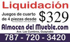 Cruzacalles 3'x5' Almacén Del Mueble, Guaynabo, Puerto Rico. (Segunda Serie)
