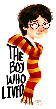 The Boy Who Lived by ~KathrynWilkins on deviantART