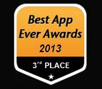 Infinite Universe was third place in the Best App Ever Awards (dice games category) Infinite Universe, Dice Games, Third, Awards, Good Things, App, Places, Apps, Lugares