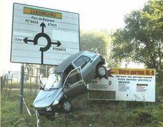 Park your car!