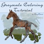 GERMAN VERSION: Finally I finished my greyscale shading tutorial! The second part of my greyscale tutorial is the coloring tutorial: Hope you like it ^^ I worked really hard on that to make it perf...