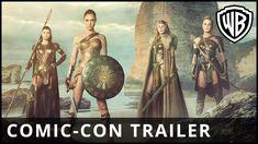 Wonder Woman - Comic-Con Trailer Italiano