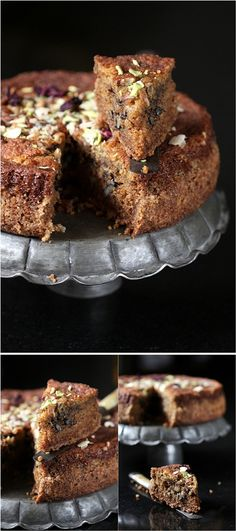 Baking| Armenian Nutmeg Walnut Cake … the perfect one!
