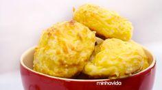 Pãozinho de tapioca: aprenda esta receita saudável e prática