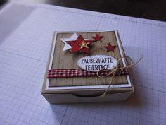Kreativ am Deich : ...Kartenbox-Anleitung....anders....und Info…