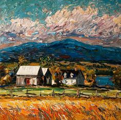 Lumiere Eclatanta, St. Michel - Raynald Leclerc. Almost bought this 1, but sold b4 I could!